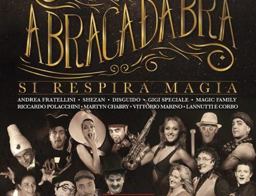 ABRACADABRA – Si respira Magia