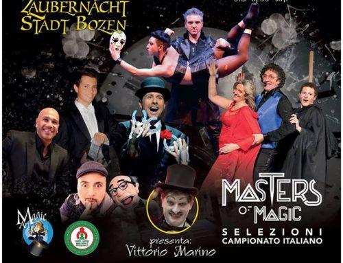 8° Gala della Magia citta di Bolzano