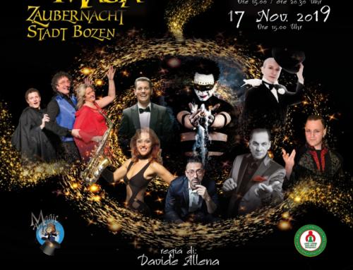 9° Gala della Magia citta di Bolzano